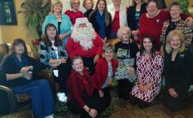 2014 RVOCA Christmas Party