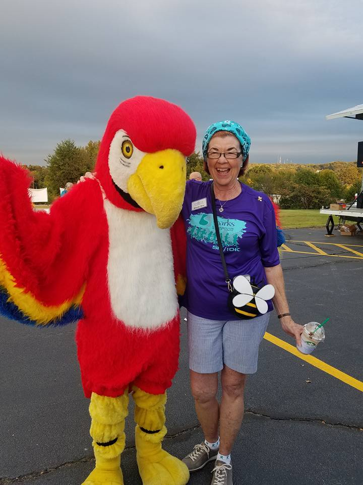 River Valley Ovarian Cancer Alliance Fort Smith Arkansas Parrot Island Water Park Sparks Summit Stampede 5K 10K Race Walk Run Van Buren AR